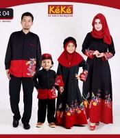 Busana Muslim KeKe SR 04 Terbaru