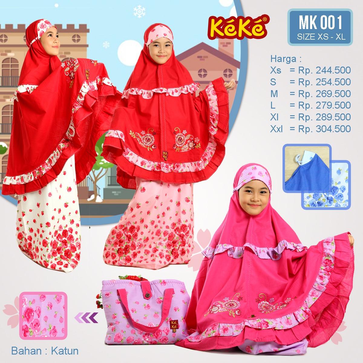 KeKe MK 001