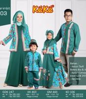 KeKe Busana Muslim 2017